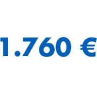 1.760 Euro